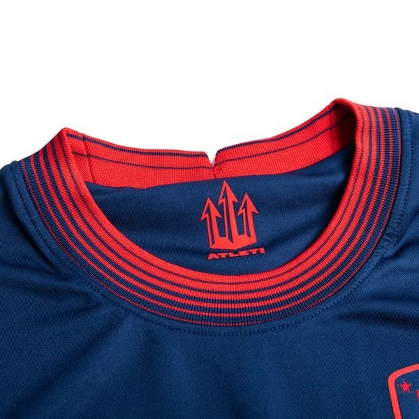 Атлетико Мадрид гостевая форма сезон 2020-2021 (футболка+шорты+гетры)