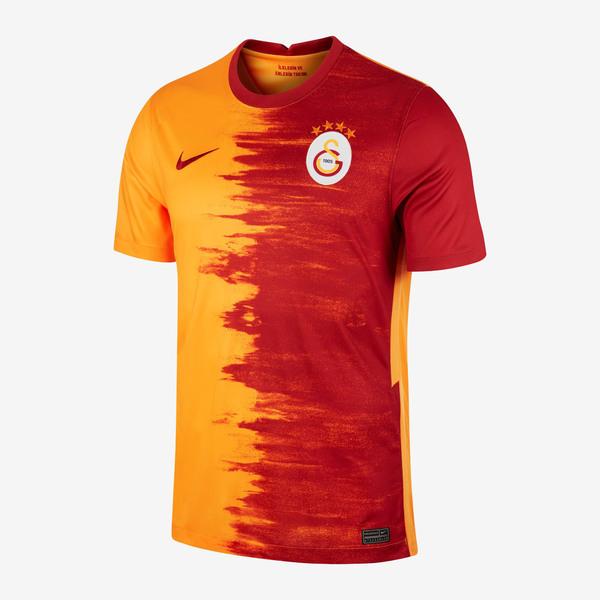 Футболка Галатасарай домашняя сезон 2020-2021